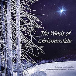 Winds of Christmastide CD
