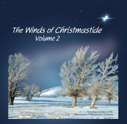 Winds of Christmastide 2 CD