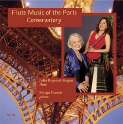 Flute Music of Paris CD